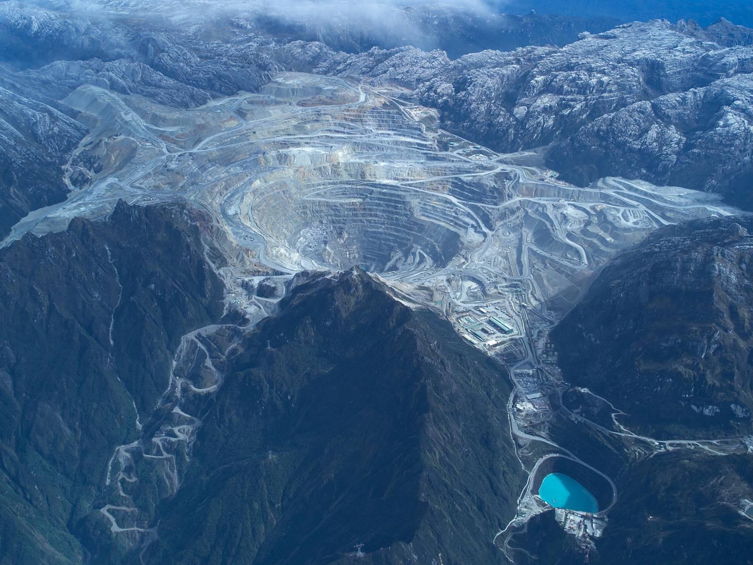 Крупнейший золотой рудник в мире