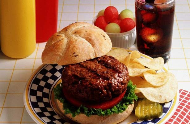 Продукты с максимальной калорийностью