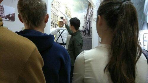 Экскурсия в музей МВД