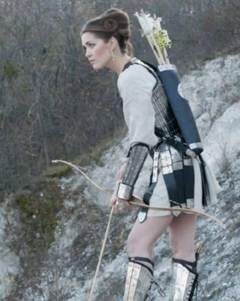 0 17aa1c 74a046a9 XL - Стрельба из лука: фото девушек