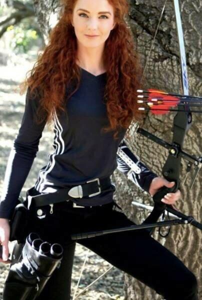 0 17aa1e 433831b3 XL - Стрельба из лука: фото девушек