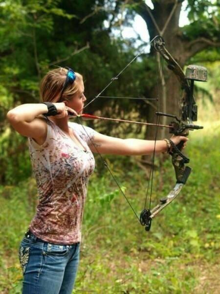 0 17aa33 833f832a XL - Стрельба из лука: фото девушек