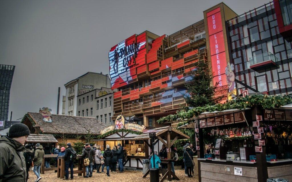 Рождественские базары северной Германии2017