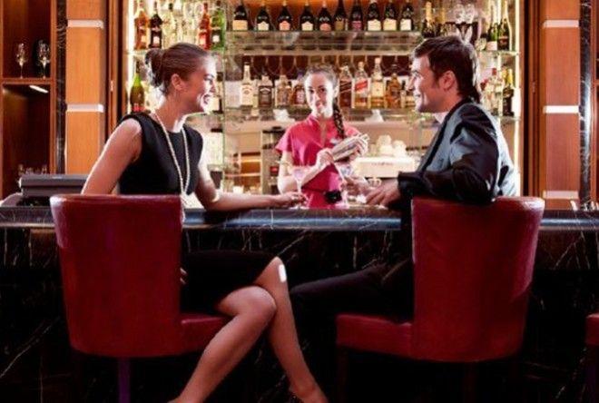 Названы 5 лучших мест для знакомства с перспективным мужчиной (6 фото)