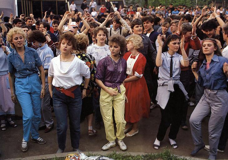 Какой была наша страна 30 лет назад (37 фото)