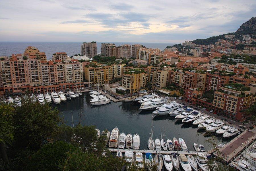 Вечерний Монако — отдельная история. Необычный взгляд на  Казино Монте-Карло :