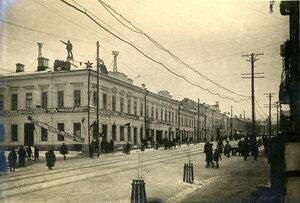 Улица К.Маркса 10, угол улицы Кирова.
