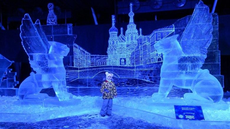 Фестиваль ледовых скульптур 2018