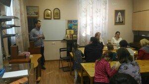 Экологические уроки в воскресных школах Химкинского благочиния
