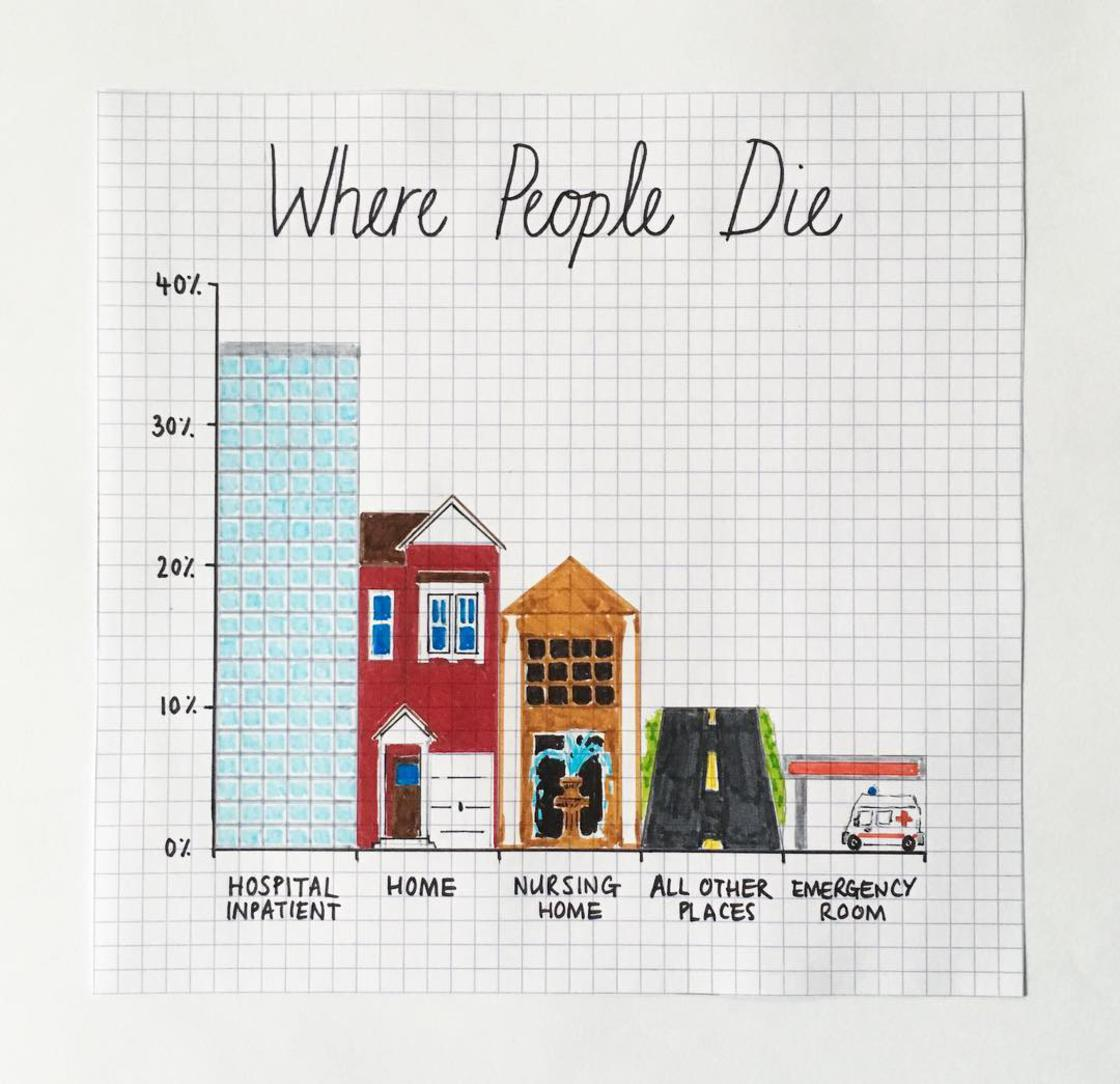 30 amazing diagrams illustrated by Mona Chalabi