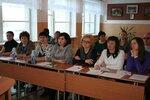 Стажерская практика в Чернокурьинской СОШ
