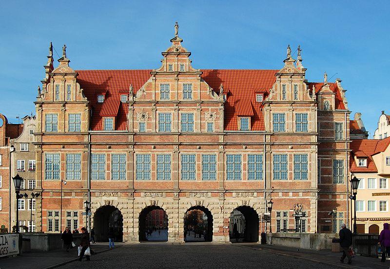 Gdańsk_Zielona_Brama.