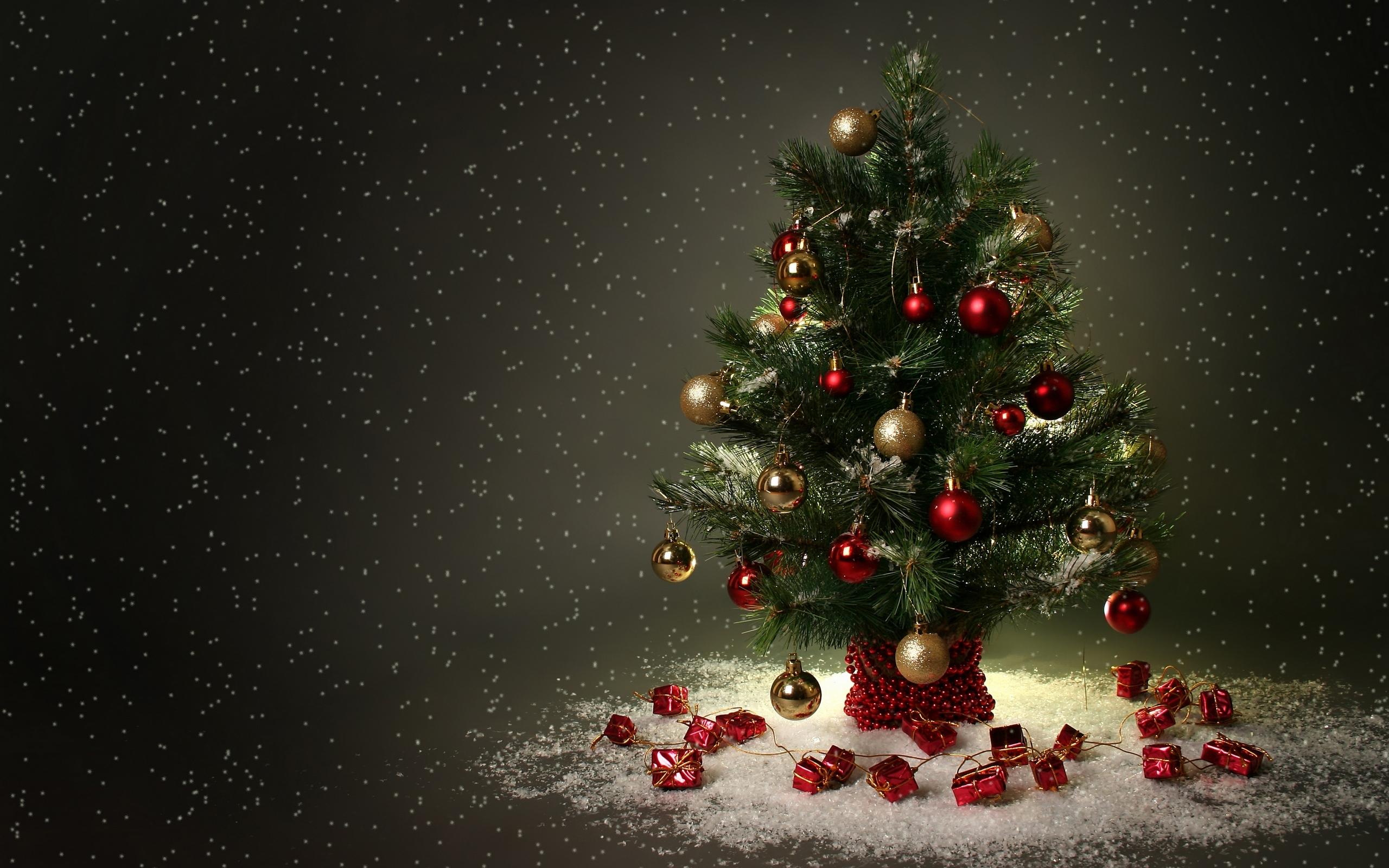 Три новогодние ели  № 1417138  скачать