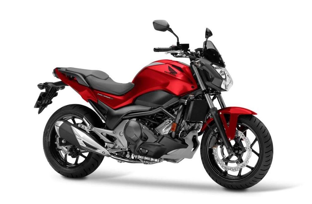 EICMA 2017: модельный ряд Honda NC750 2018