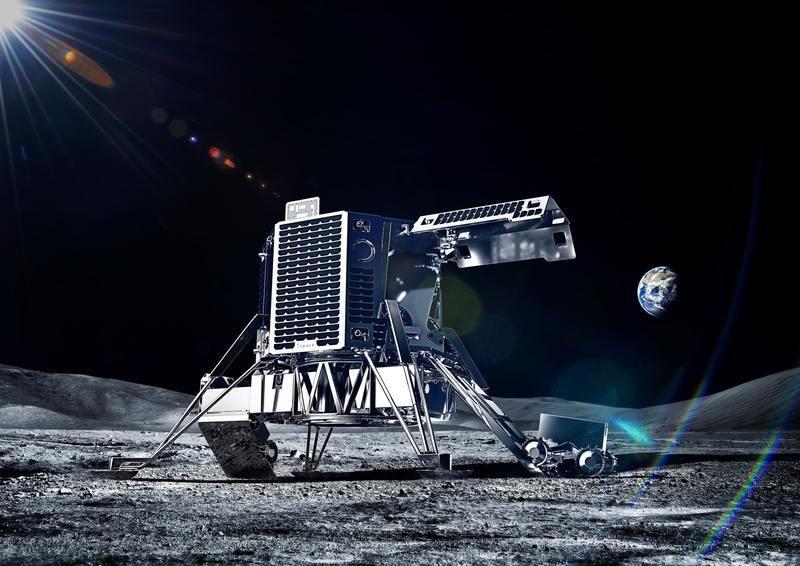 Компания Suzuki собирается отправить мотоцикл на Луну