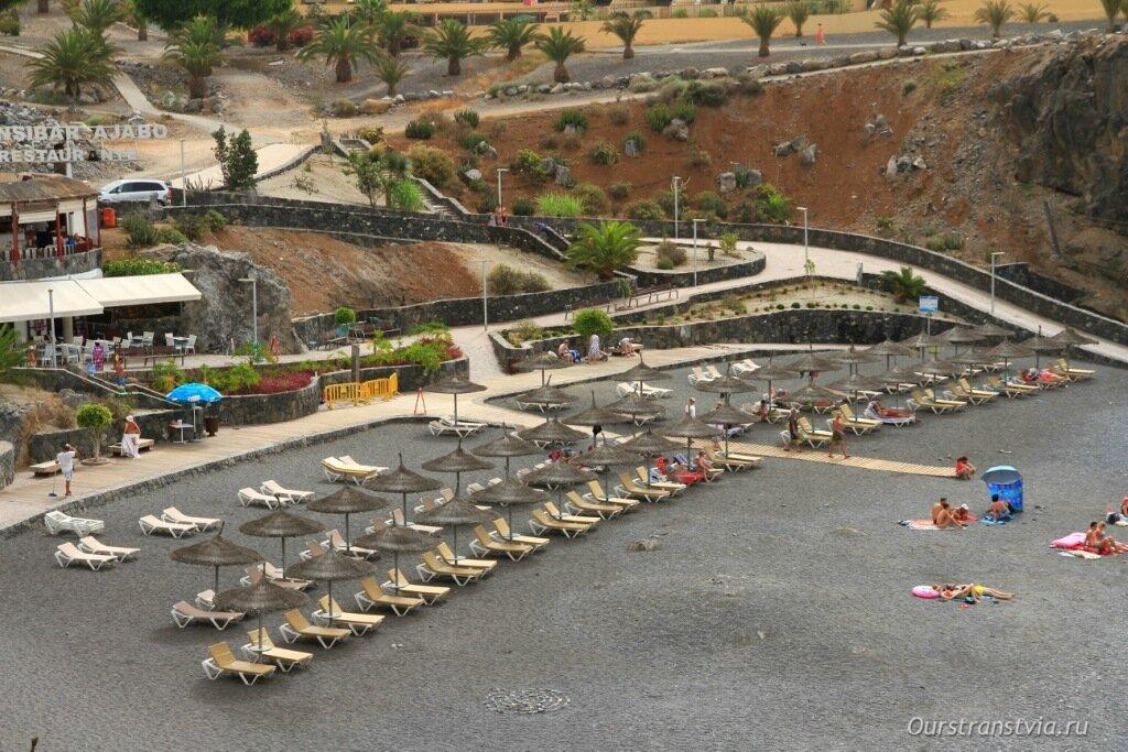 Callao Salvaje, пляж Ajabo, фото