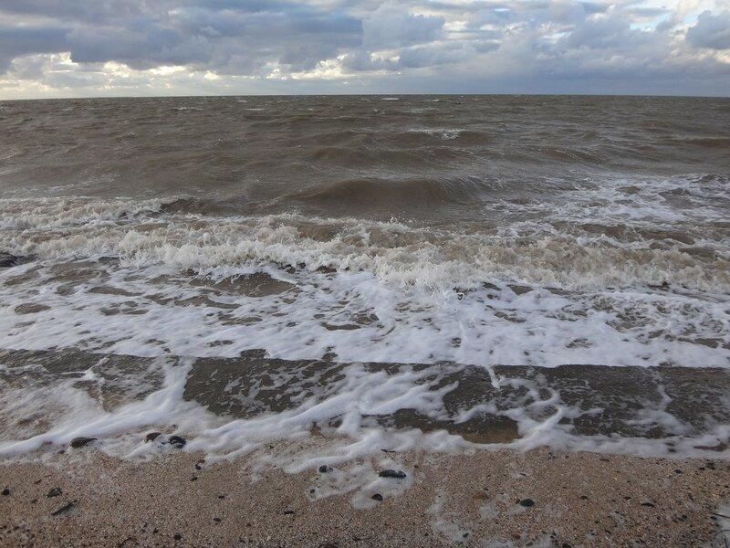 А волны с пеной в берег бьют ... На финише октября, в городе у моря Азовского. (51).JPG