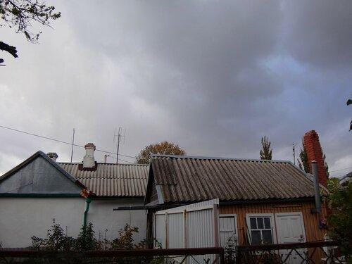 Небо осеннее ... На финише октября, в городе у моря Азовского. (84).JPG