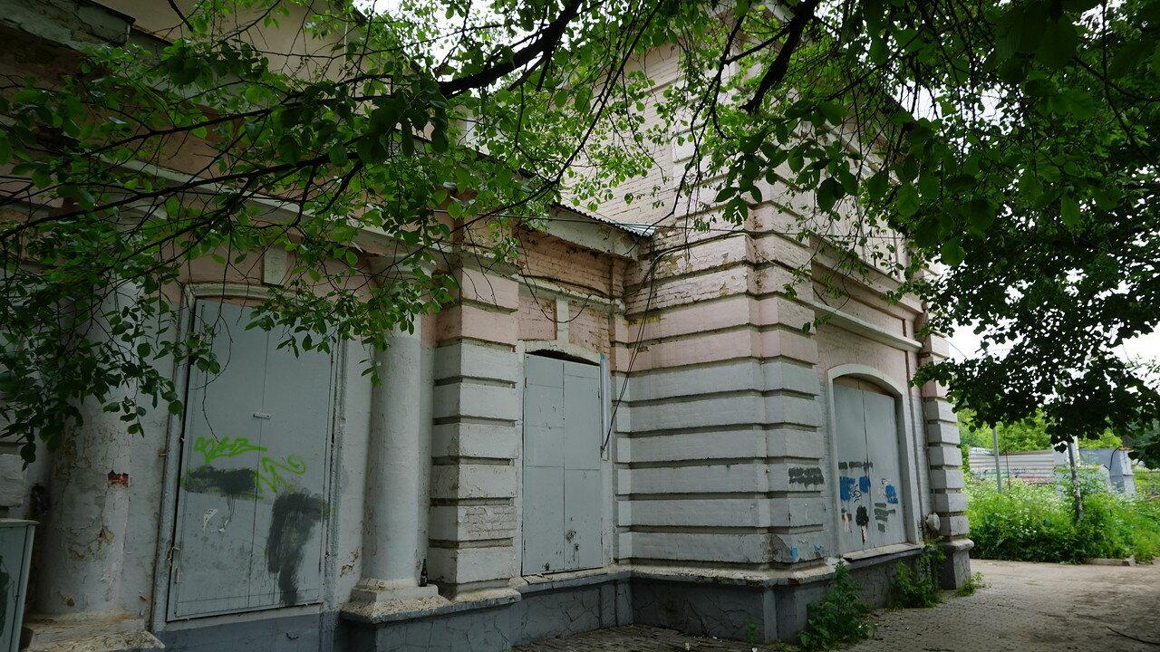 Бутово. Старый вокзал (5).JPG