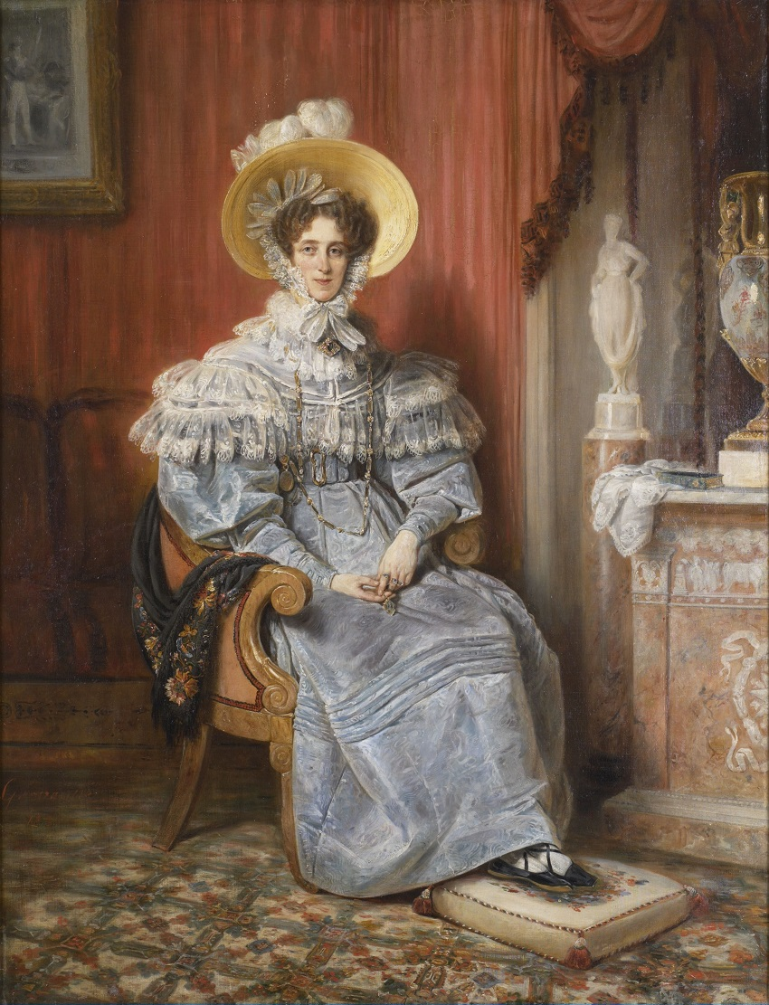 Marie Elizabeth Amalie Franziska, Princess of Wagram (1784-1849)