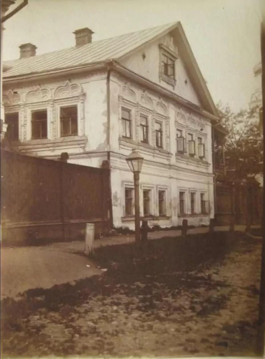 Дом А. Олисова. 1910