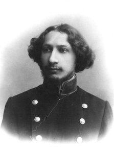 1908. П.А. Флоренский – студент Московской Духовной академии.