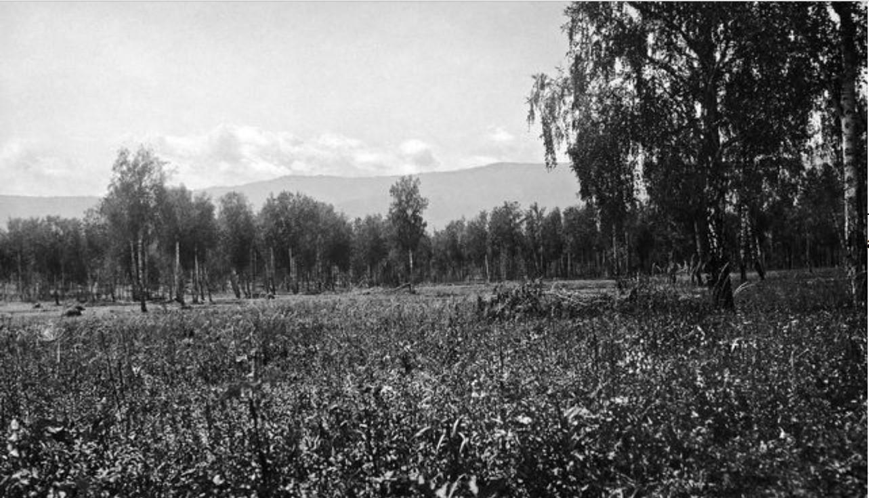Абалаково. Западные Саяны