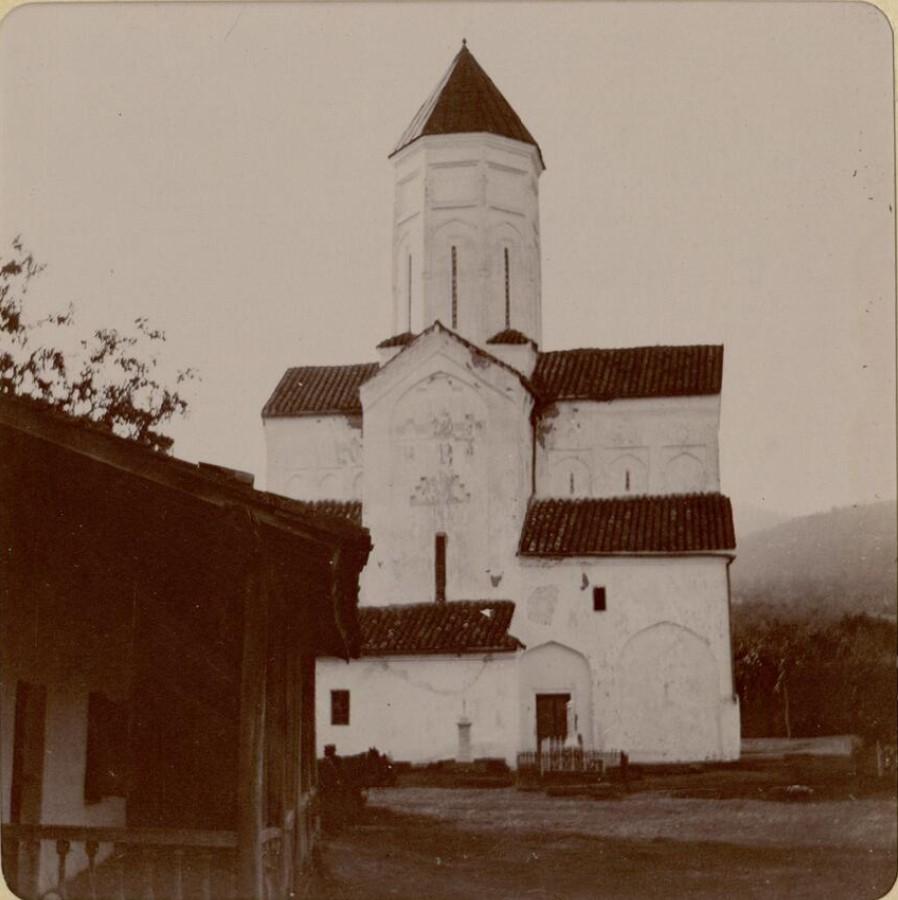 06. Телави. Монастырь Шуамта