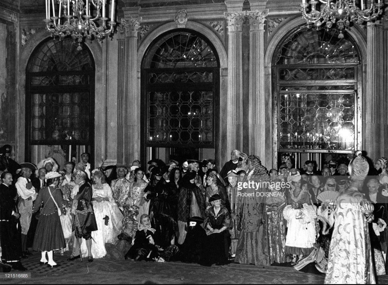 1951. Венецианский бал 3 сентября