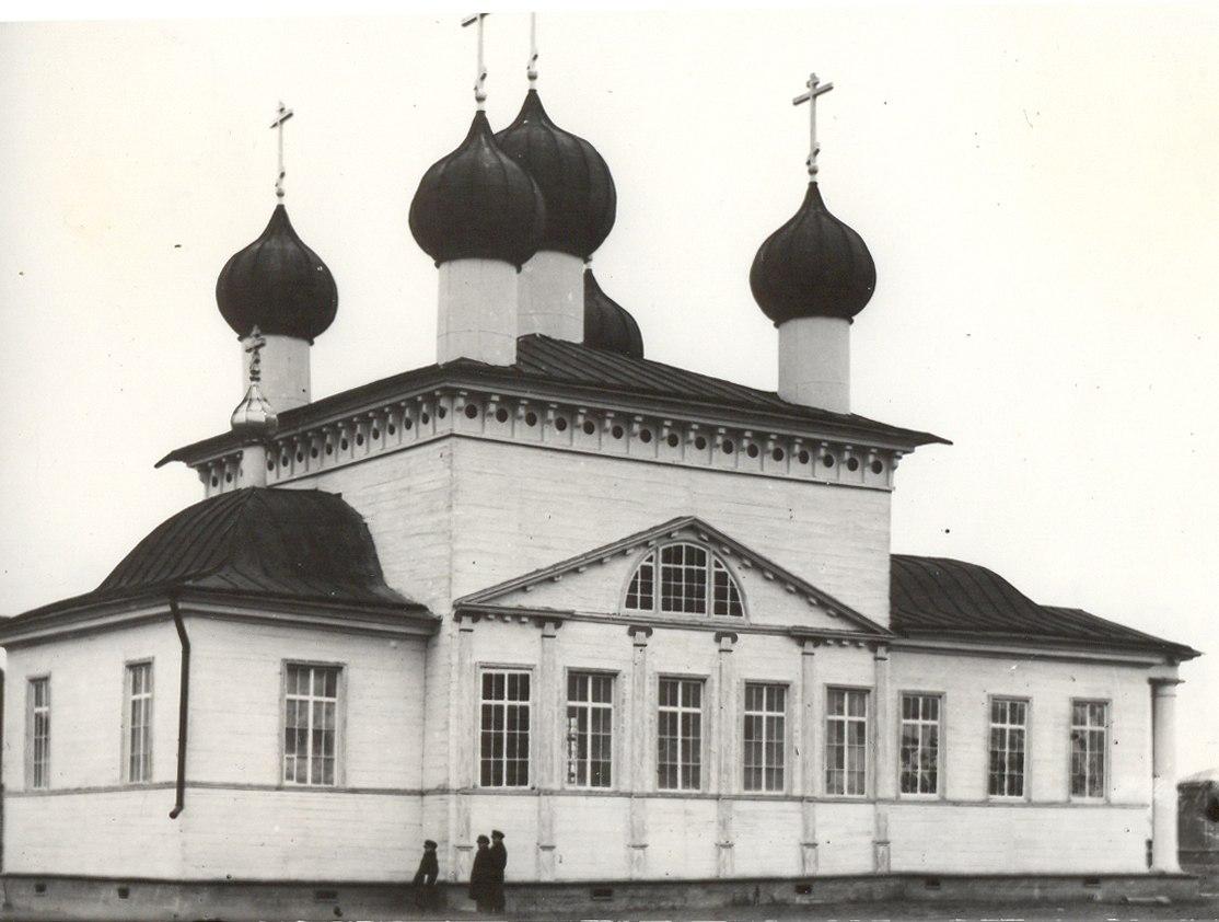 Владимирско-Пятницкая церковь