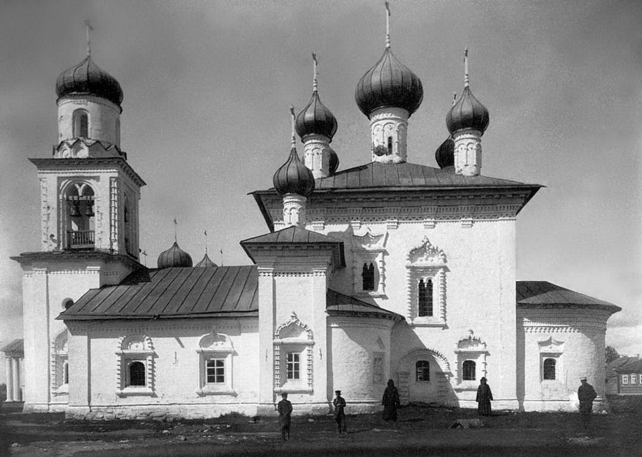 Церковь Рождества Богородицы. 1886