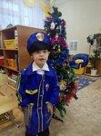 """Ежов Саша (рук. Ветошкина Алсу Рафаиловна) - """"Я - полицейский"""""""