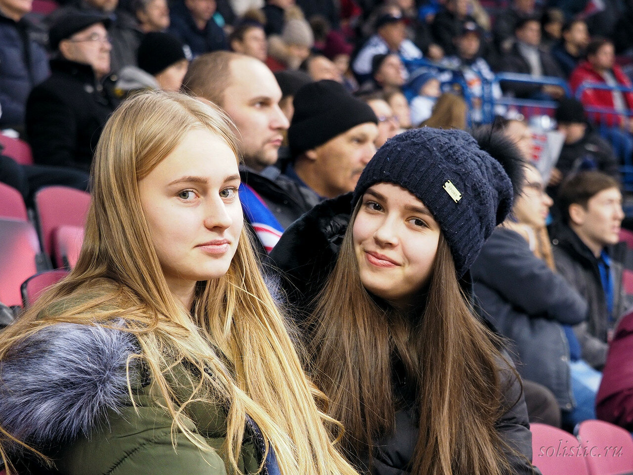 159 Металлург - Локомотив 05.01.2018