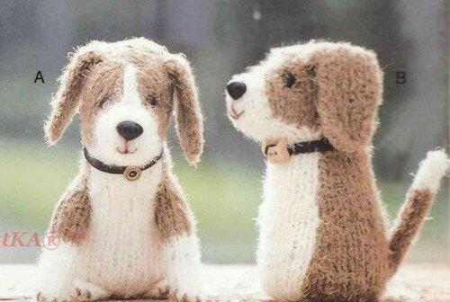 собака спицами самое интересное в блогах