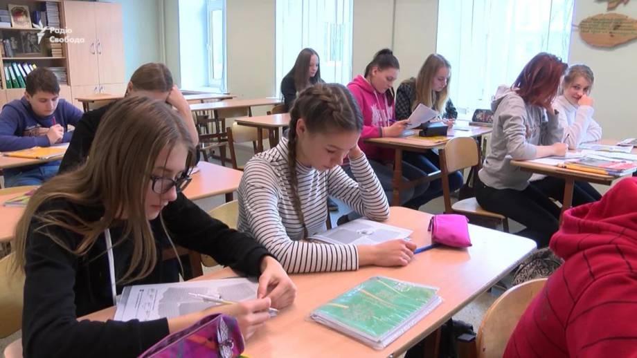 МИД России заподозрили в финансировании протестов против латышского как единственного языка в школах Латвии (видео)