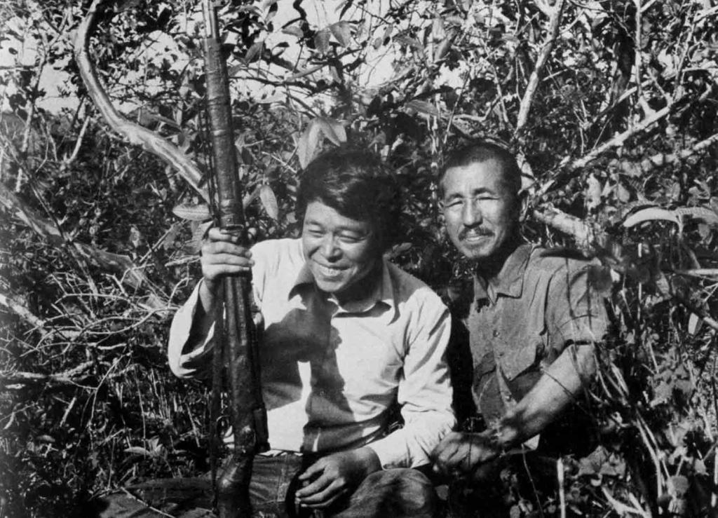Японский солдат 30 лет не сдавался