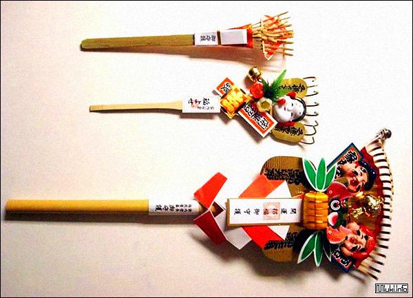 Японские новогодние традиции и обычаи