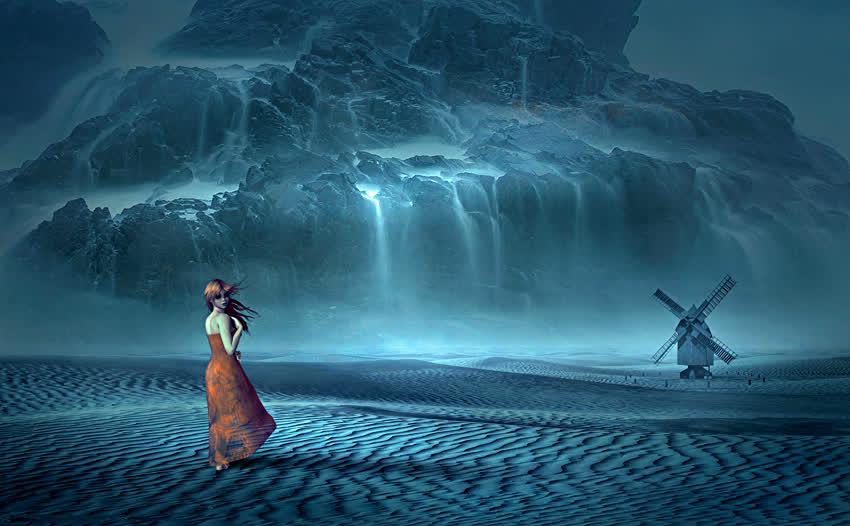 Красивая прикольная картинка, фэнтези, мистика, магия