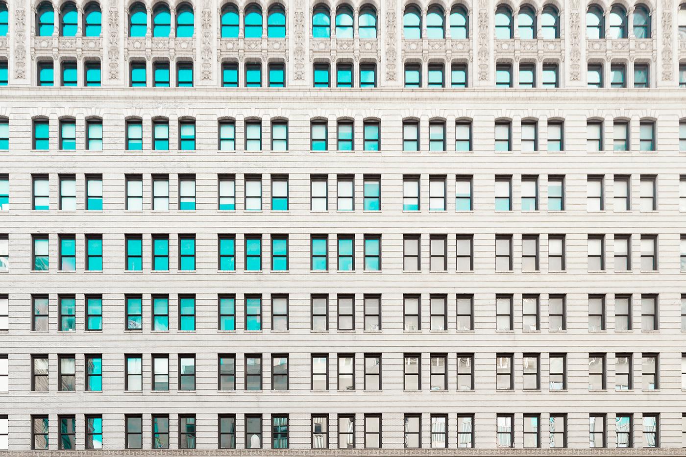 Lines of NYC / фото Salvador Cueva