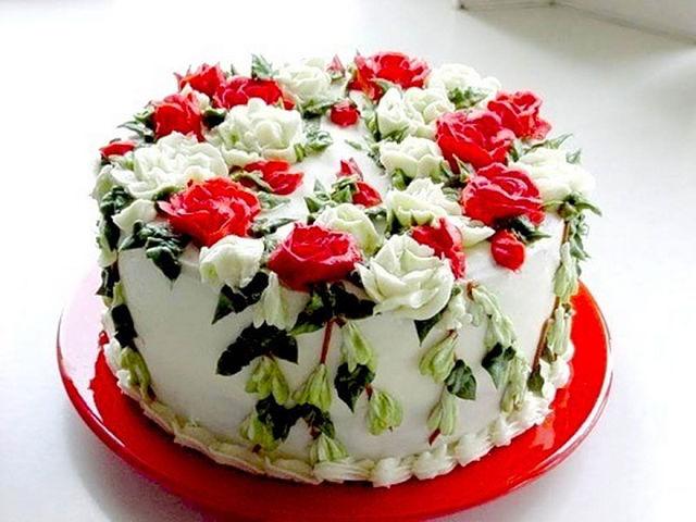 12 ноября. День работников Сбербанка. Поздравляем. торт