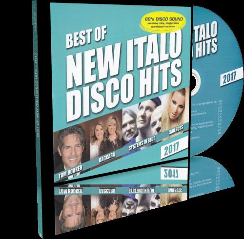 (Euro-Disco)[CD] VA - Best Of New Italo Disco Hits 2017 - 2017, FLAC (image+.cue), lossless