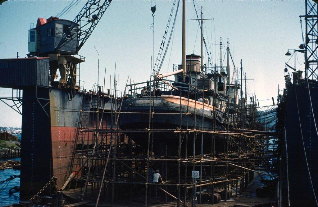 Shipyard, Shimizu