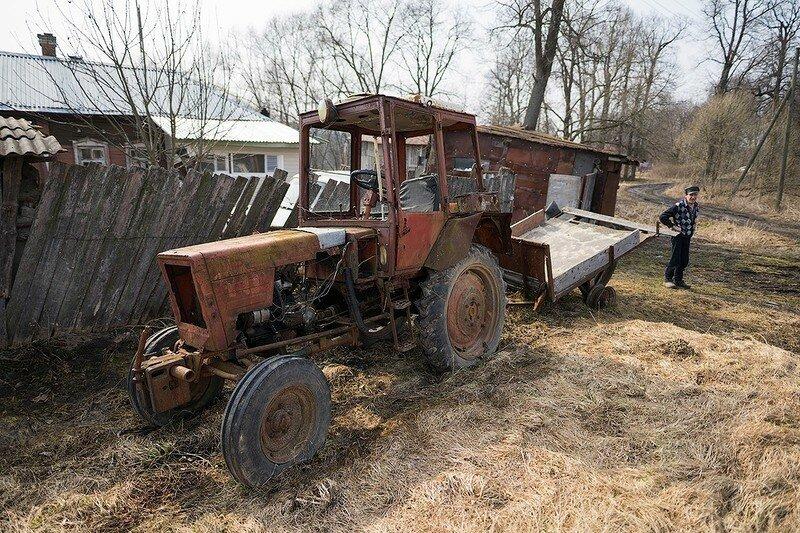 0 17dac1 ca66b987 XL - Менуэт Советскому трактору