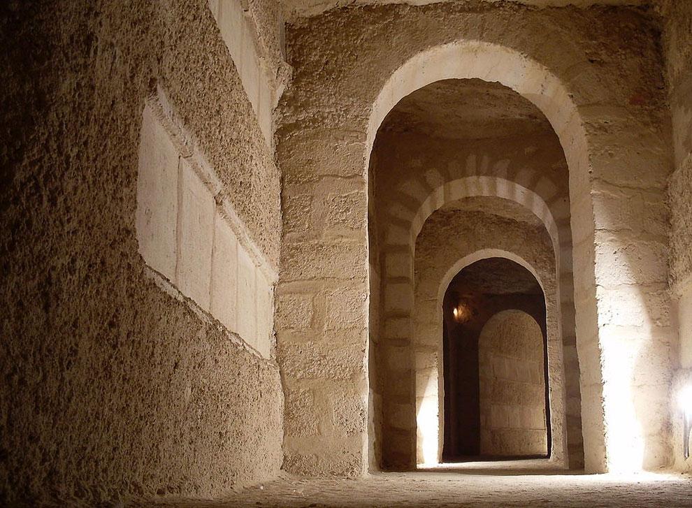 Катакомбы под собором святого Стефана (Вена, Австрия)    История национального