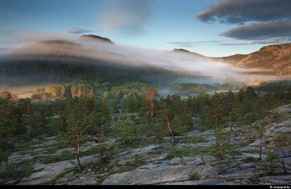 Животный мир здесь сохранился лучше, чем в наших алматинских Национальных парках и заповедниках. Об