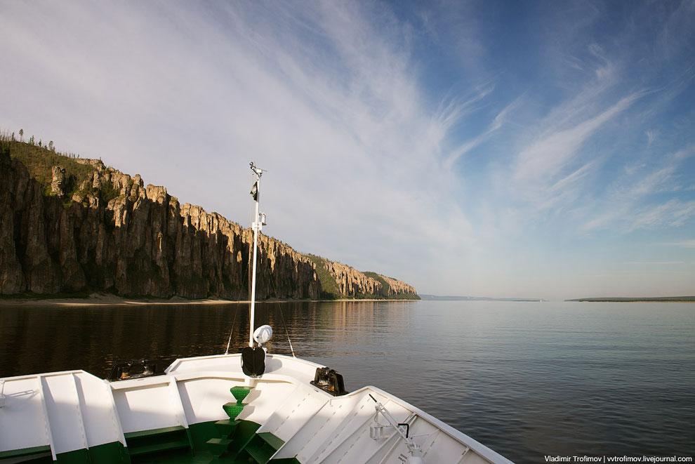 Ленские столбы вошли по природным критериям в список Всемирного наследия ЮНЕСКО 2 июля 2012 года.