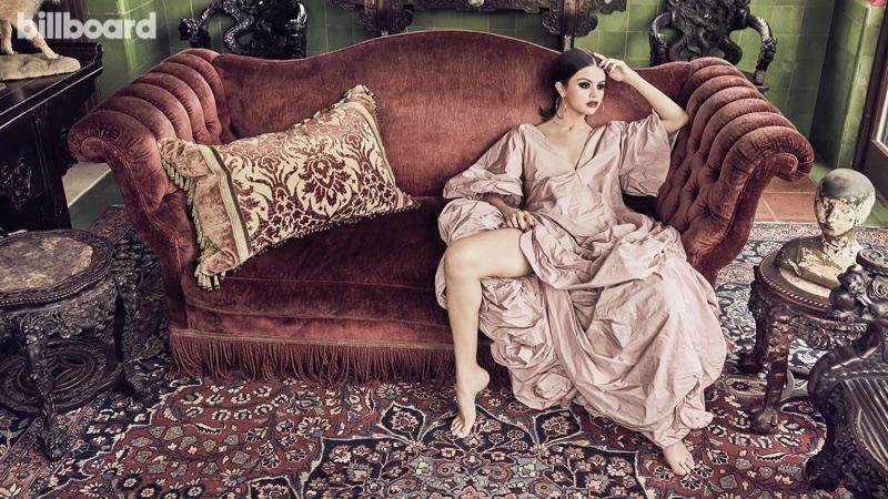 Селена Гомез для обложки Billboard