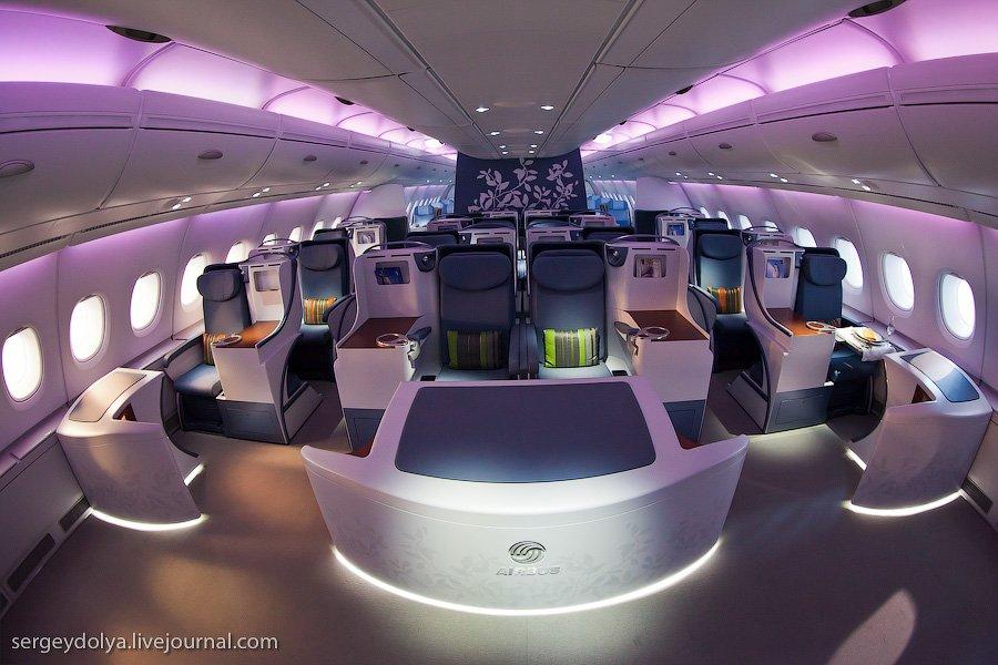 А380 - самый большой самолет в мире. Часть 2