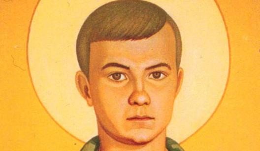 Евгений Родионов: герой среди героев (1 фото)