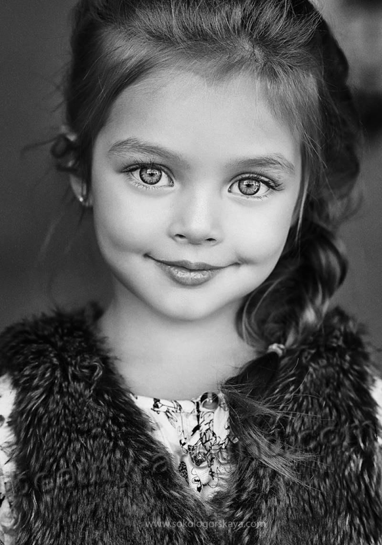 Девочка снималась в многочисленных рекламах товаров для детей, а также в рекламе аквапарка «Вотервил